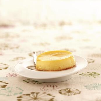 Crème renversée basque