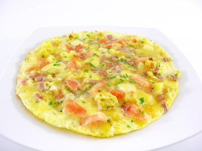 Omelette des Vosges