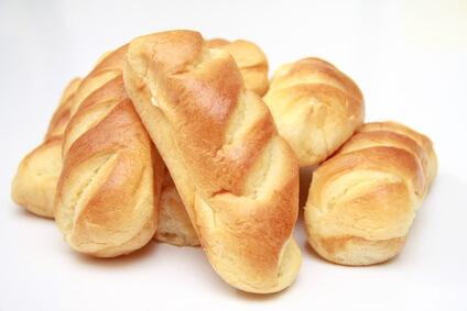 Petits pains briochés aux pommes