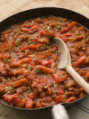 Piperade basque