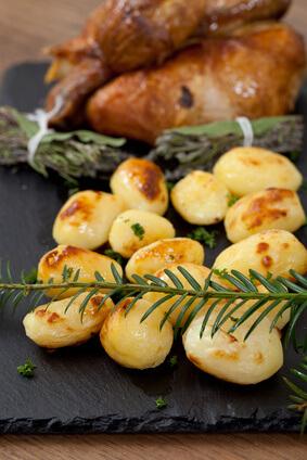 Pommes de terre à la cocotte