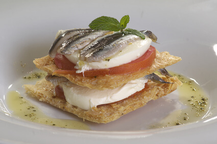 Sardines au broccio