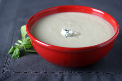 Soupe au fromage